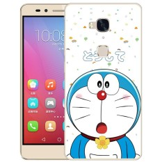 "For Huawei GR5 / KII-L22 5.5 "" inch Case 3D Stereo Relief Painting Back Case Cover Shell – intl"