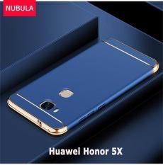 For Huawei Honor 5X/GR5 3 In 1 Hard PC Pelindung Belakang Menutupi Case/Anti Jatuh Ponsel Cover /tahan Terhadap Guncangan Ponsel Case