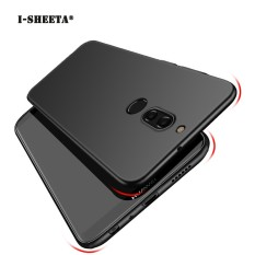 untuk Huawei Nova 2i Matte Soft Cover Case TPU Anti-sidik Jari Penuh Shockproof Pelindung Casing untuk Nova2i Sentuhan Nyaman Perumahan Shell-Intl