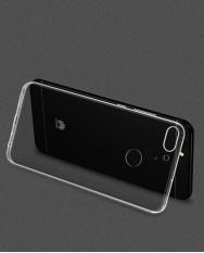 For Huawei P Smart Case Ultra Thin Soft Transparent TPU Gel Back Cover Case Fundas Coque For Huawei P smart Bags Skin