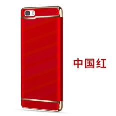 untuk Huawei P8 Lite 3 In 1 Ultra Tipis Hard PC Pelindung Belakang Menutupi Case/Anti Jatuh Ponsel