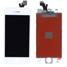 Jual For Iphone 5 5G Lcd Display Touch Screen Digitizer Assembly Replacement Black White Intl Murah