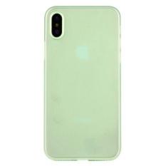 untuk IPhone 8 PP Pelindung Kembali Tudung Case, Kecil Kuantitas Dianjurkan Sebelum IPhone 8 Launching (Mint Hijau) -Intl