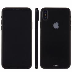 untuk IPhone X Layar Gelap Non-kerja Fake Dummy Display Model-Intl