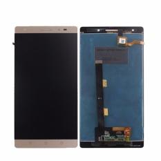 untuk LENOVO PB2-670N PhaB 2 Plus PB2-670 Asli Layar LCD Penggantian Layar Sentuh Bagian, Hitam-Intl