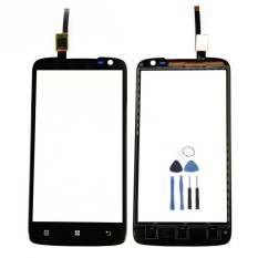 for Lenovo S820 Touch Screen Digitizer Touch Panel Replacement Mobile Accessories+3m Tape+Opening Repair Tools+glue - intl