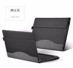 untuk Lenovo YOGA BUKU 10.1 Yb1-X90f Tablet PU Leather Protective Cover-Intl