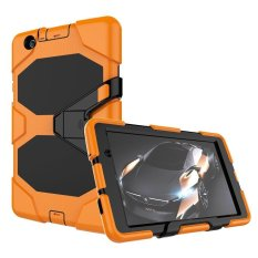 untuk LG G PAD X 8.0/G Pad III 8.0 Kasus, [Screen Protector] [Heavy Duty] [Shock Absorption] Protective Case untuk LG G PAD X 8.0 T-mobile V521/Model V520/LG G Pad III 8.0 Model V525 (orange) -Intl