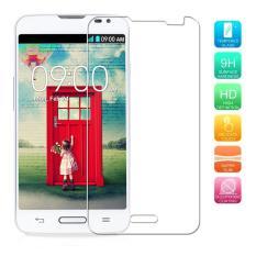 untuk LG Optimus L70 D320 MS323 Premium 9 H 0.3mm 2.5D Ultra Thin Tempered Glass Screen Protector-Intl