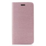 Harga Untuk Lg Q6 Bark Grain Leather Case Penutup Magnetik Flip Stand Cover Intl Moonmini Original