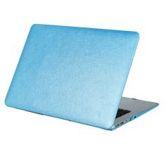 Untuk MacBook Pro 15.4 Inch Tekstur Sutra Apple Laptop Buah Kasus Pelindung (Biru)-Internasional