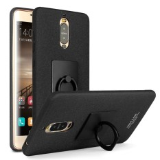 For Mate 9 Pro , Cowboy Case Hard Frosted Phone Case With Detachable Phone Ring Holder For Huawei Mate 9 Pro / Mate 9 Porsche Handphone casing - intl
