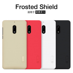 for Nokia 6 Case 5.5 inch NILLKIN Super Frosted Shield Hard Back Cover case For Nokia6