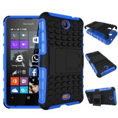 for Nokia N430 Case, Hard PC+Soft TPU Shockproof Tough Dual Layer Cover Shell for 4.0