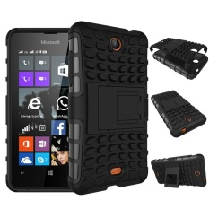 for Nokia N430 Case, Hard PC+TPU Shockproof Tough Dual Layer Cover Shell for 4.0