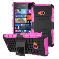 for Nokia N535 Case, Hard PC+Soft TPU Shockproof Tough Dual Layer Cover Shell for 5.0