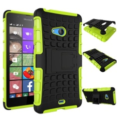 for Nokia N540 Case, Hard PC+TPU Shockproof Tough Dual Layer Cover Shell for 5.0