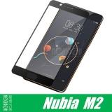 Beli For Nubia M2 Layar Penuh Pelindung 4 Gb Versi Tempered Glass Hitam Warna Noziroh Online Terpercaya