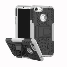Untuk Oppo F5 Case Berat Tugas Pelindung Anti Guncangan Kasar Karet Silikon Keras Belakang Telepon