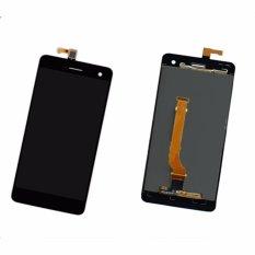 untuk OPPO R819 R819T LCD Layar Sentuh dengan Digitizer Penggantian Majelis Penuh, Hitam-Intl