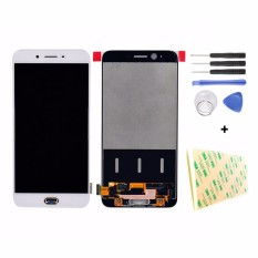 For Oppo R9S Plus LCD Display Touch Screen Mobile Phone Lcds Digitizer Assembly Replacement Parts With Free Tools - intl