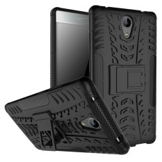 for [Phab 2] Case, Hard PC+Soft TPU Shockproof Tough Dual Layer Cover Shell for 6.44