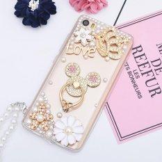 Keras Handphone Fashion Casing Ponsel Casing Kover Bagus Case S untuk Redmi Note 4