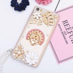Untuk Redmi Note 4 Hard Ponsel Case Fashion Casing Ponsel Casing Kover Bagus Case S dengan Dudukan Cincin-Intl