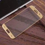 Jual Untuk Samsung Galaxy A5 2017 A520 Ukuran Penuh Ponsel Pelindung Layar Anti Gores Emas Online
