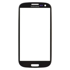 untuk Samsung Galaxy S3 Depan Penggantian Kaca Lensa Layar Luar Kit I9300 I747 T999 I535 + Alat Kit-Intl