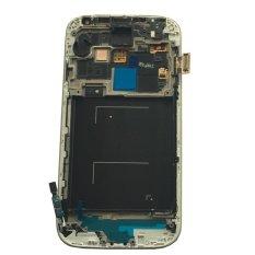 Untuk Samsung Galaxy S4 I9500 Layar LCD Layar Sentuh Lensa Sentuh Suku Cadang Pengganti Digitizer Merah