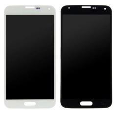 Penawaran Istimewa Untuk Samsung Galaxy S5 G900A F P T Layar Lcd Layar Sentuh Digitizer Kaca Bingkai Internasional Terbaru