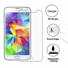 Ulasan Lengkap For Samsung Galaxy S5 Screen Protector Premium Tempered Glass Protection Film Anti Scratch 9H 2 3 Mm Thick Intl
