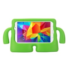 For Samsung Galaxy Tab 4 7.0 / T230 and Tab 3 Kids / Lite Universal Small Person TV Model EVA Bumper Protective Case (Green) - intl