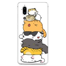 For SHARP AQUOS S2 (FS8010) Originality unique Fashion Cartoon case Back protect Skin Cover Animal Painting hard phone casing for SHARP AQUOS S2 housing shell +free gift phone holder - intl