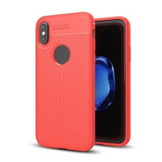 For Sony Xperia XA2 Ultra Case Litchi Pattern Soft Silicone TPU Case forSony Xperia XA2 Ultra - intl