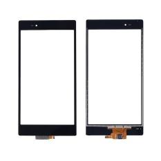 untuk Sony Xperia Z Ultra/XL39 XL39h C6802 C6806 C6833Touch Layar Kaca Luar Panel Sentuh Digitizer Penggantian Bagian + 3 M Tape + Membuka Alat Perbaikan + Lem-Intl