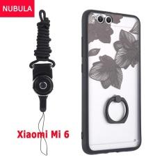 untuk Xiao Mi Mi 5C Case Penutup Baru Hot Jual Fashion Ultra Tipis 3D Stereo Relief Colorful Painting Soft Kembali Covers/Anti Jatuh Ponsel Cover/Tahan Guncangan Ponsel Case dengan Logam Cincin dan Ponsel Tali (FENGYE) -Intl