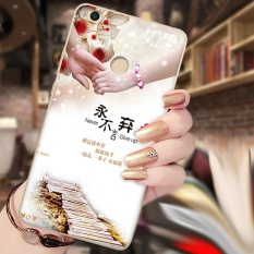 "untuk Xiaomi Mi Max 2 6.44 ""inch Case 3D Stereo Relief Lukisan Back Case Cover (Multicolor-2) -Intl"