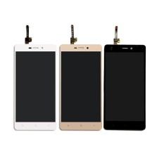 untuk Xiaomi Redmi 3 LCD Layar Sentuh dengan Digitizer Full Assembly + 3 M Tape + Membuka Alat Perbaikan + Lem-Intl