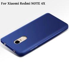 untuk Xiaomi Redmi Catatan 4X Ultra Tipis Slim Keras PC Anti Knock Perlindungan Back Phone Case/Cover Telepon /Pelindung Telepon untuk XIAOMI REDMI NOTE 4 X/Xiaomi RedmiNote4x/Xiaomi Merah Mi Note 4 X/ Redmi Note4X-Intl