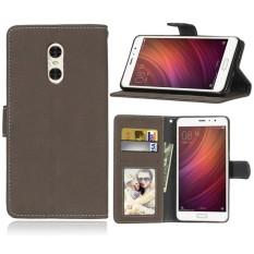 Untuk Xiaomi Redmi PRO Case [Cofola] Pu Kulit Flip Case Dompet Cover-Intl