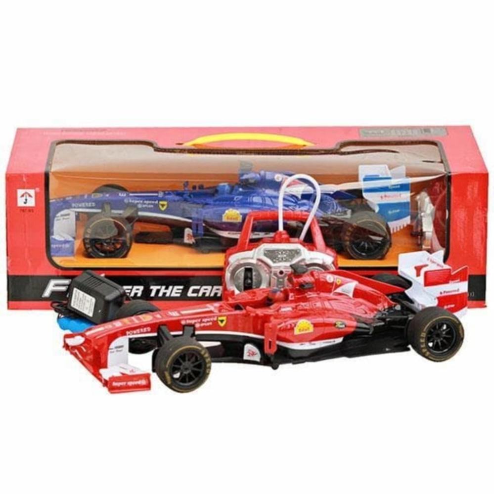 Formula F1 Remote Control Super Car - RED