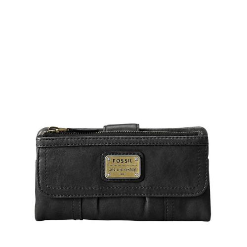 Fossil Emory Clucth Black
