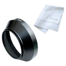 Fotasy LW405 40.5 Mm Wide Angle Tudung Lensa Logam Tudung Pelindung dan Lensa Kain untuk Leica, Contax Zeiss, voigtlander dan Lensa-Intl
