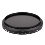 Diskon Besarfotga 52 Mm Tipis Fader Variabel Filter Nd Dapat Disesuaikan Kepadatan Netral Nd2 Untuk Nd400