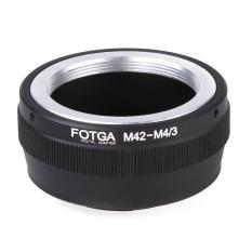 Jual Fotga Cincin Untuk Adaptor M42 Untuk Lensa Micro 4 3 Gunung Kamera Olympus Panasonic Dslr Kamera Import