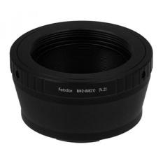 Fotodiox Lens Mount Adapter (Tipe 2), M42 (42mm X1 Thread SCREW) Lensa untuk Nikon 1-Seri Kamera, Sesuai dengan Nikon V1, J1 Mirrorless Kamera-Intl