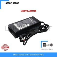 (Gratis Kurir) Laptop AC Adapter Charger untuk LENOVO IdeaPad Y4802093-86U 19.5 V 6.15A (120 W) 5.5*2.5mm-Intl