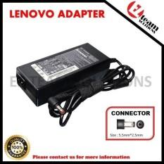 (Gratis Kurir) Laptop AC Adapter Charger untuk LENOVO IdeaPad Y510P59370001 19.5 V 6.15A (120 W) 5.5*2.5mm-Intl